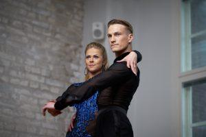 Jaak Vainomaa ja Tiina Tulikallio