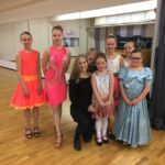Tanssiklubi Star järjesti Soolotanssin harjoituskilpailun katselmuspäivänä 29.4.2018