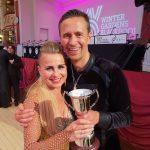 Petri ja Ulla Järvinen Blackpool Dance Festival Champions 2018