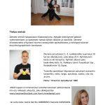 Tanssikurssi 3.-5. -luokkalaisille