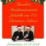 Tanssileiri MM VII Christmas Edition 14.12.2019