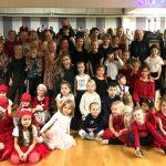 Lastentanssi, lasten ja nuorten tanssiurheilu